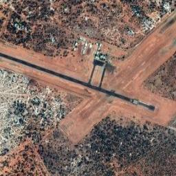 Country Airstrips Australia, Lightening Ridge Airstrip