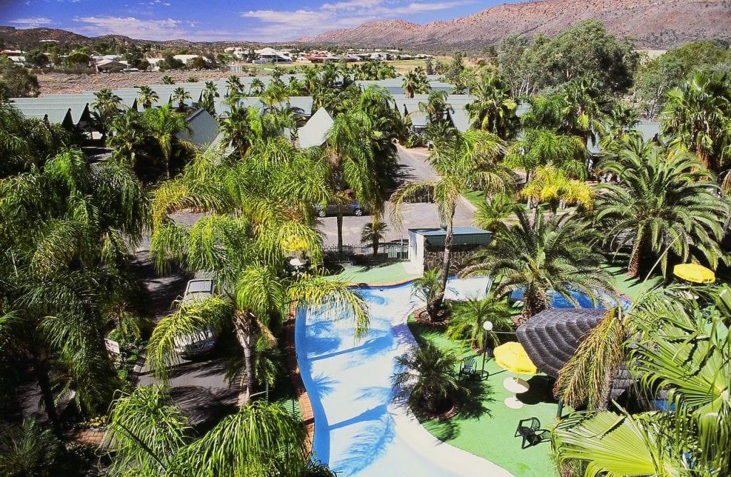 Desert Palms Hotel, Alice Springs - Country Airstrips Australia