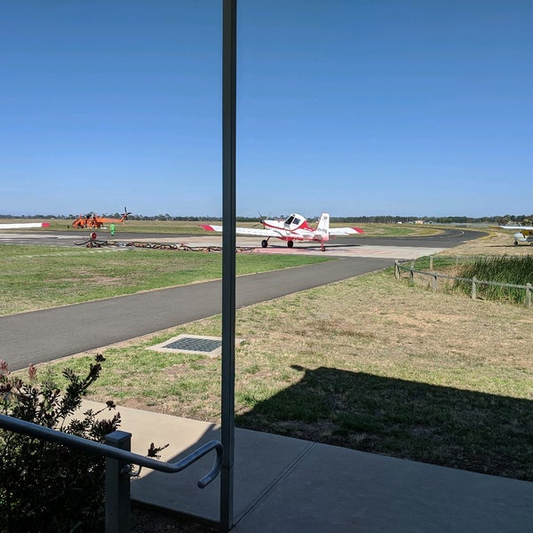 Bairnsdale Airport, Victoria Country Airstrips Australia
