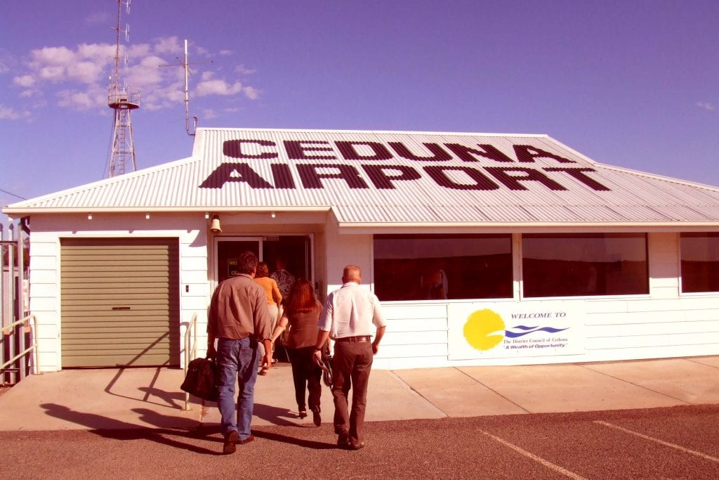Ceduna Airport - Country Airstrips Australia