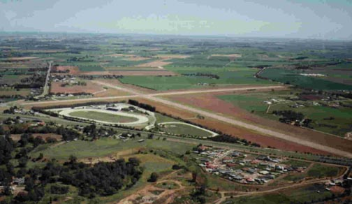Country Airstrips Australia - Gawler Airport, South Australia