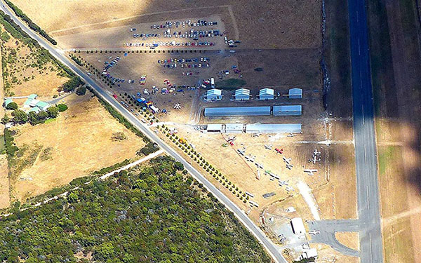 george town airport, Tas, Country Airstrips Australia