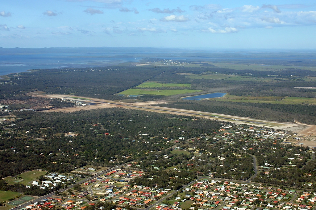 Hervey Bay Airstrip - Country Airstrips Australia