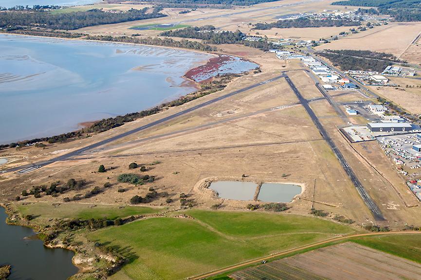Country Airstrips Australia - Hobart Cambridge Airport