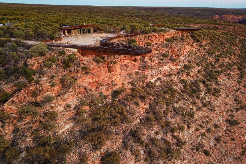 Kalbarri Sky Walk Country Airstrips Australia