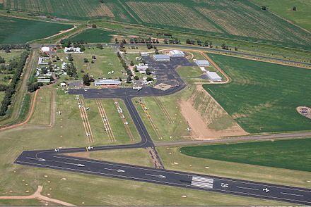 Country Airstrips Australia Narromine Airport