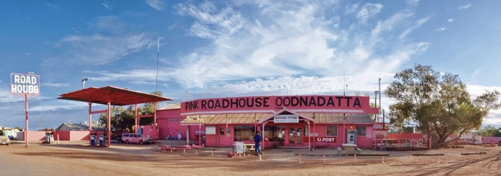 Oodnadatta SA, The Pink Roadhouse