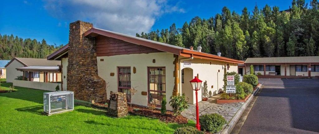 Queenstown Comfort Inn Tasmania Country Airstrips Australia
