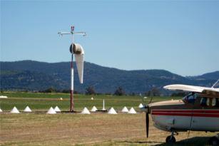 Scone Airport runways - Country Airstrips Australia