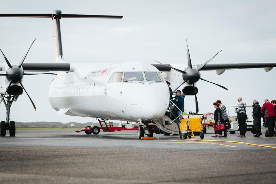Country Airstrips Australia - Devonport Airport