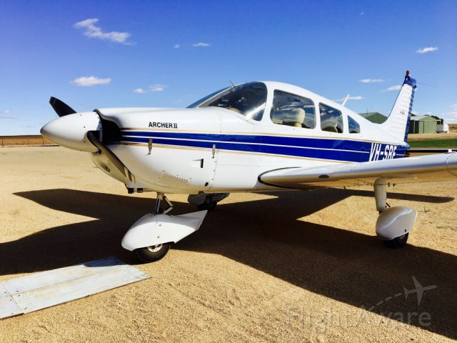 Loxton Airport SA - Country Airstrips Australia