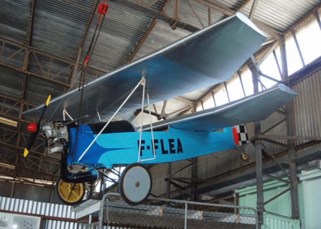 Benalla Aviation Museum - Country Airstrips Australia