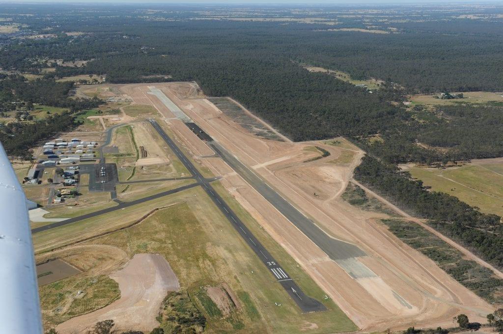 Bendigo Airport Victoria - Country Airstrips Australia