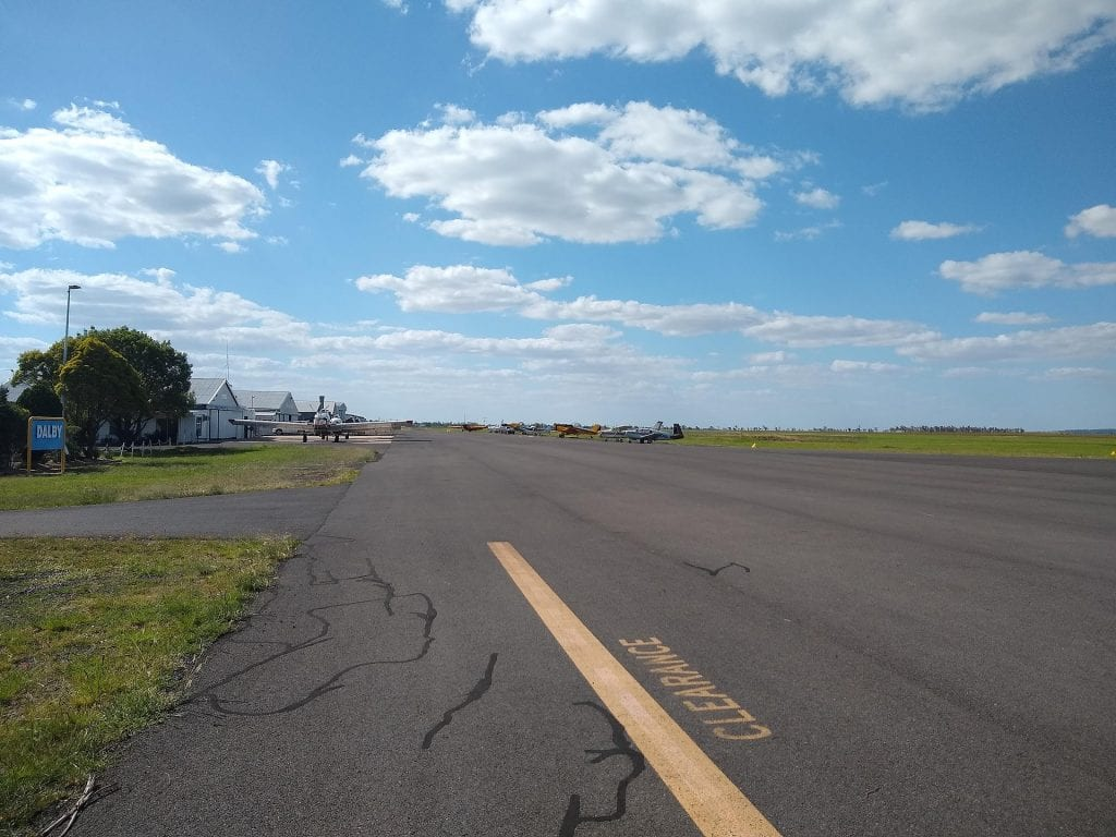 Dalby Airstrip QLD - Country Airstrips Australia