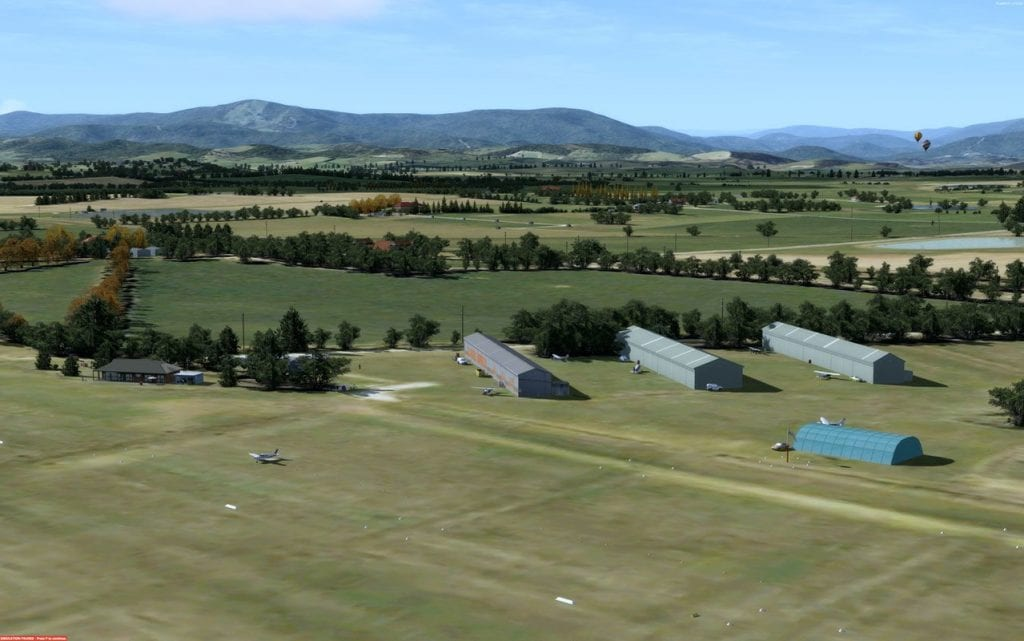 Lilydale Airport Victoria - Country Airstrips Australia