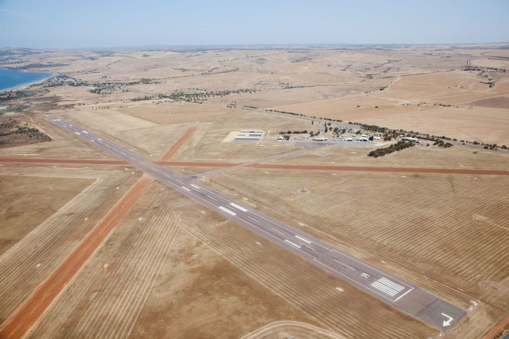 Port Lincoln Airport South Australia - Country Airstrips Australia