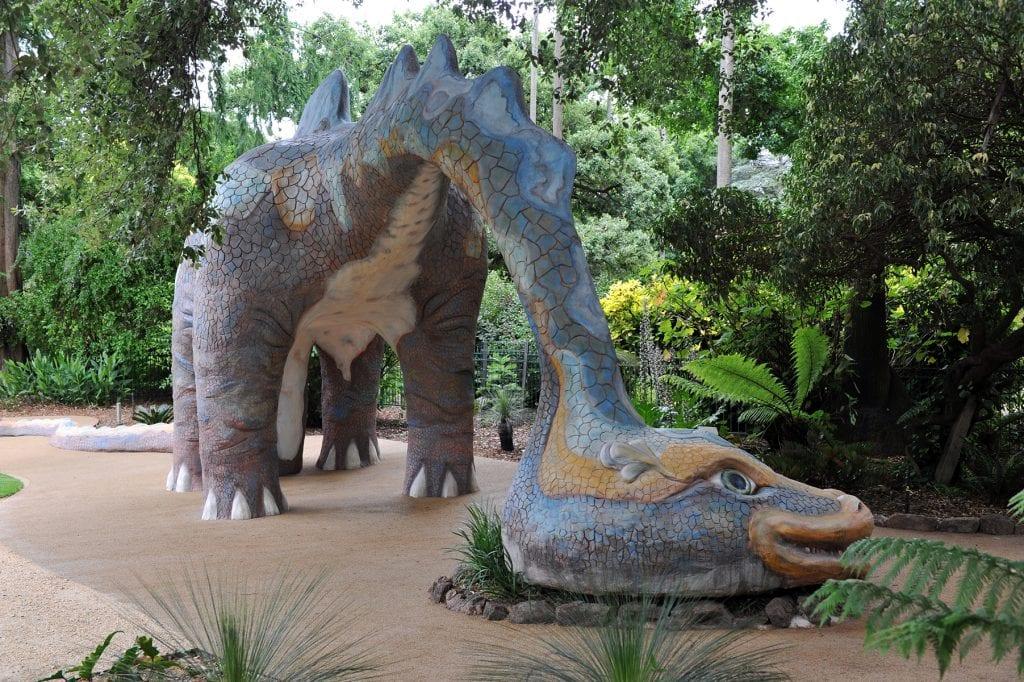 Albury Botanic Gardens NSW
