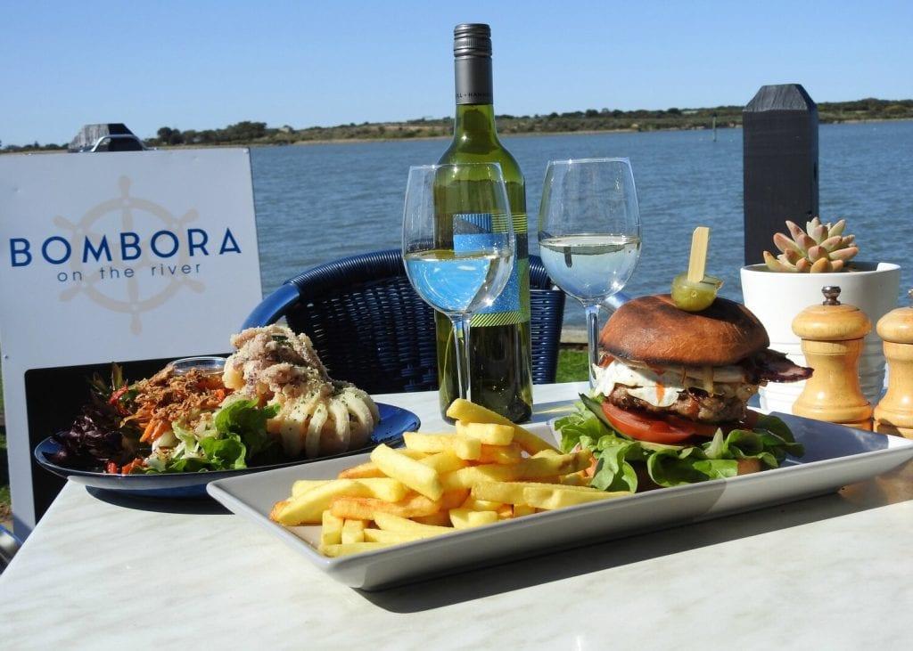 Bombora on the River at Goolwa NSW