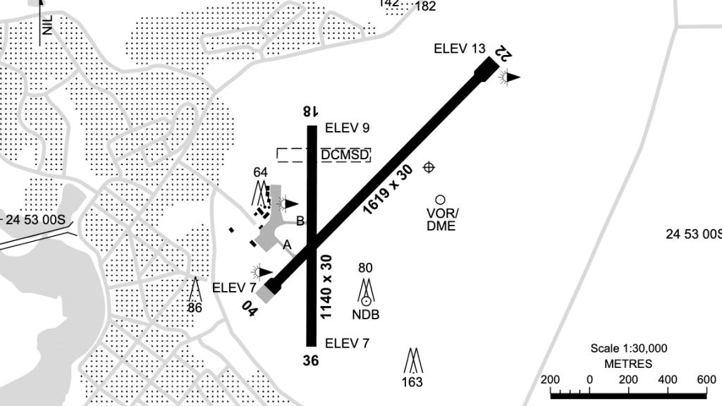 Carnarvon Airport Western Australia - Country Airstrips Australia