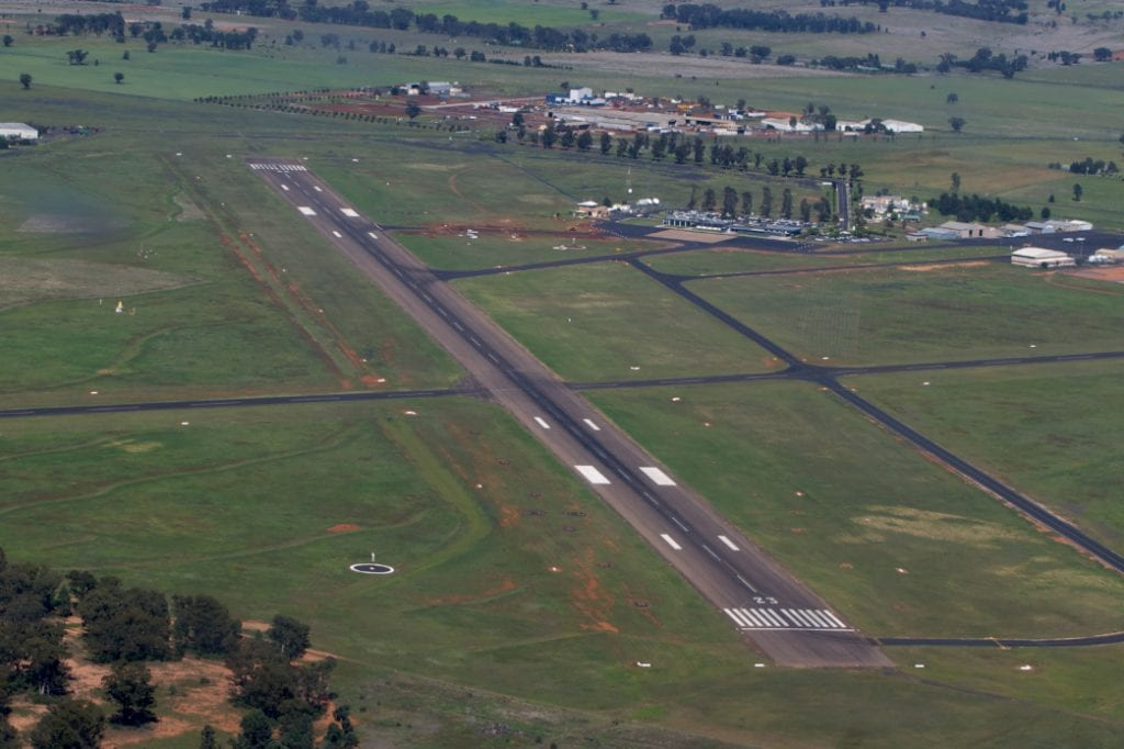 Dubbo Airport New South Wales - Country Airstrips Australia