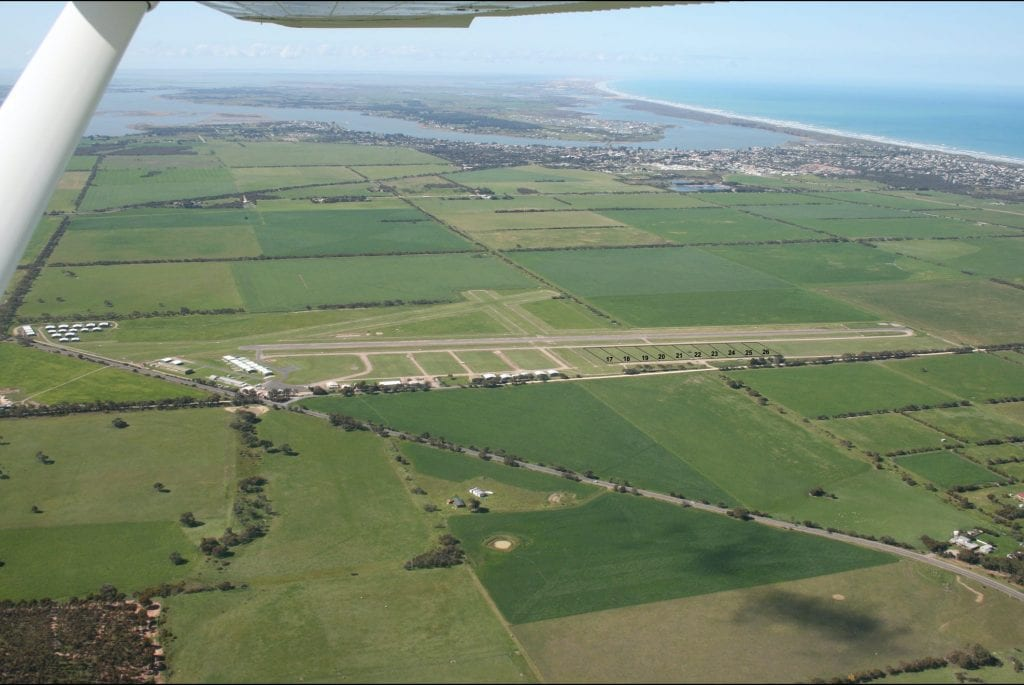 Goolwa Airport SA Country Airstrips Australia