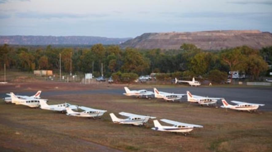 Jabiru Airstrip Northern Territory - Country Airstrips Australia