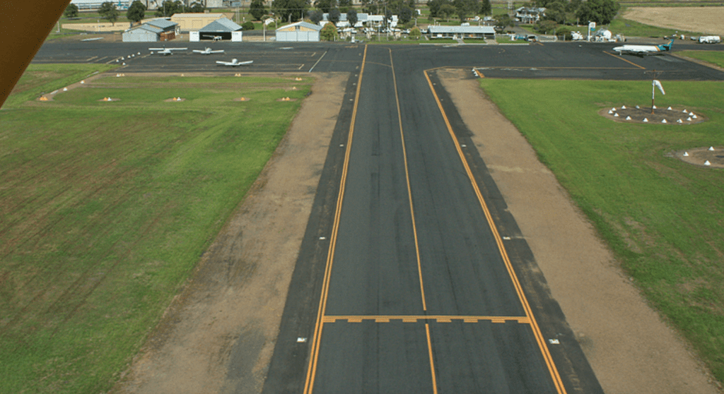 Moree Airport NSW - Country Airstrips Australia