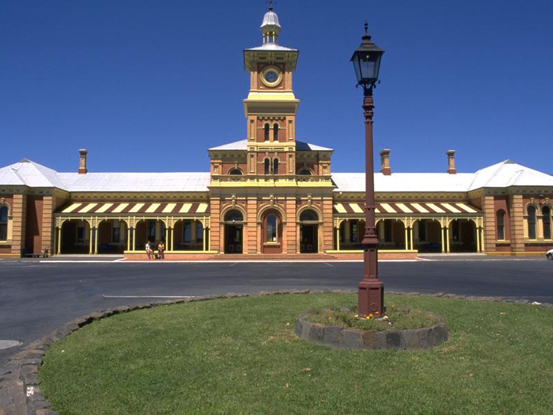 Albury Railway Station NSW - Country Airstrips Australia