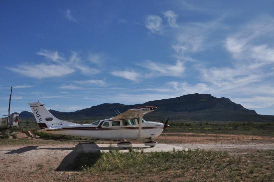 Rawnsley Park Station Airstrip South Australia - Country Airstrips Australia