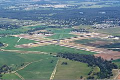 Tocumwal Airport New South Wales - Country Airstrips Australia
