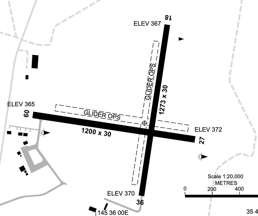 Tocumwal Airport NSW Runway Information