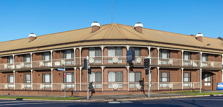 Albury Townhouse Motel, NSW