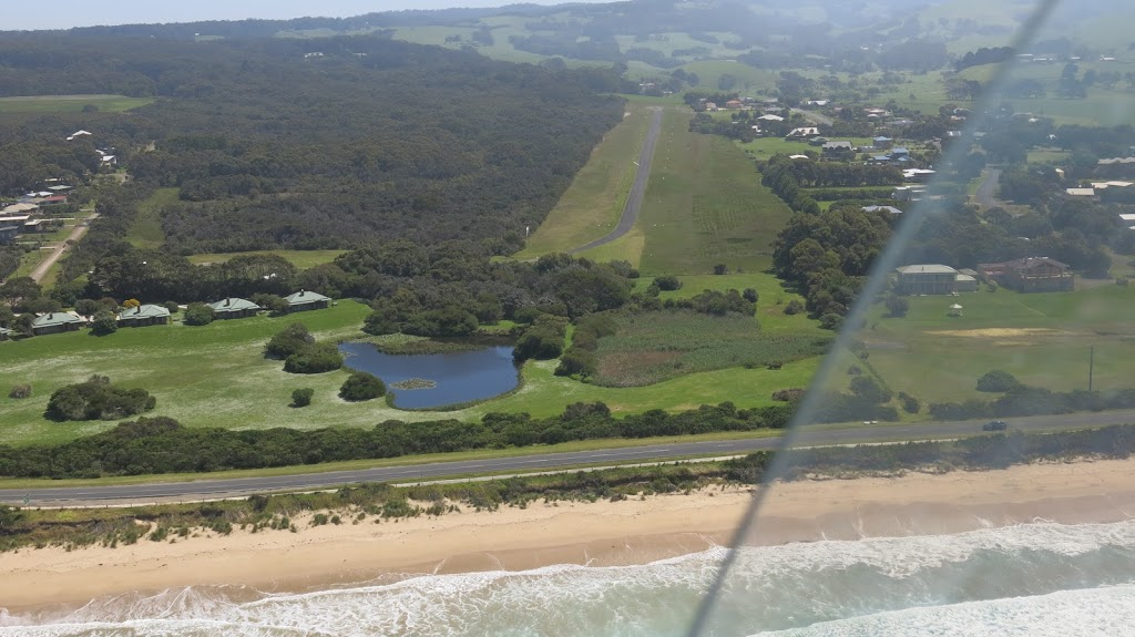 Apollo Bay Airstrip Victoria - Country Airstrips Australia