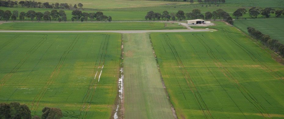 Clare Valley Airport South Australia - Country Airstrips Australia