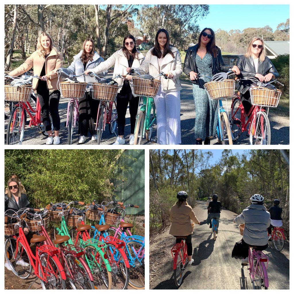 Clare Valley Bike Hire, South Australia