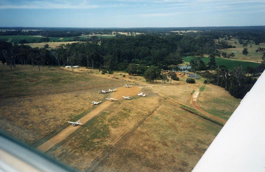 Leeuwin Estate Airstrip Western Australia - Country Airstrips Australia