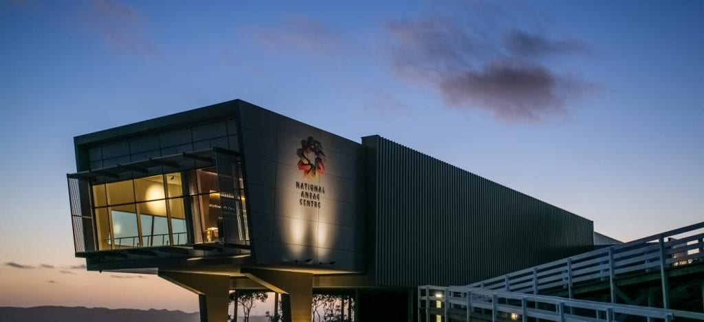Attractions in Albany - National ANZAC Centre
