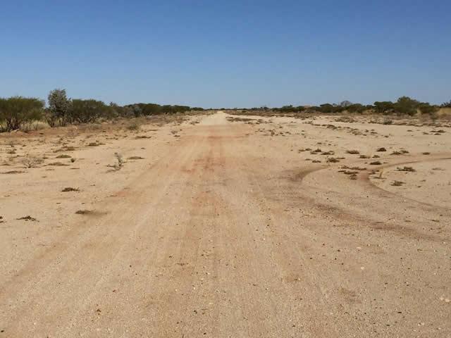 Corunna Downs Runway
