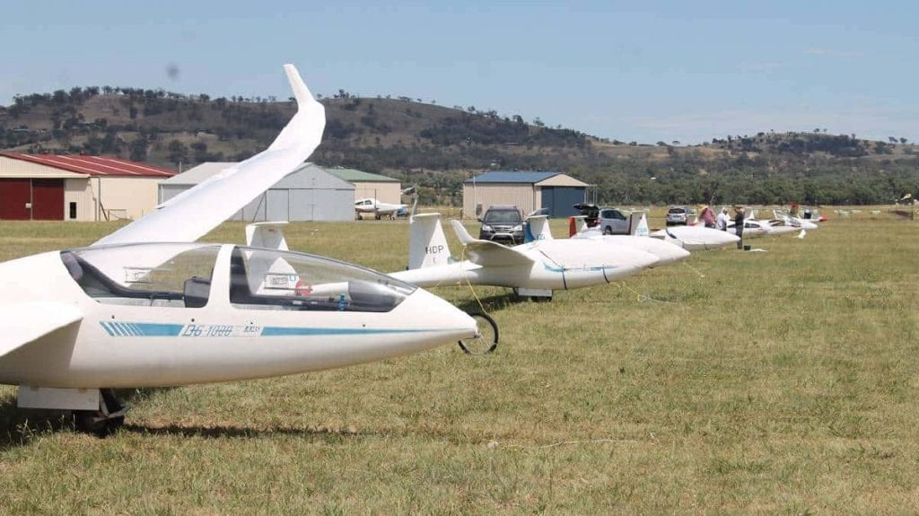 Cootamundra Airport NSW Country Airstrips Australia