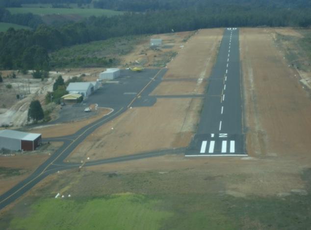 Manjimup Airstrip WA Country Airstrips Australia