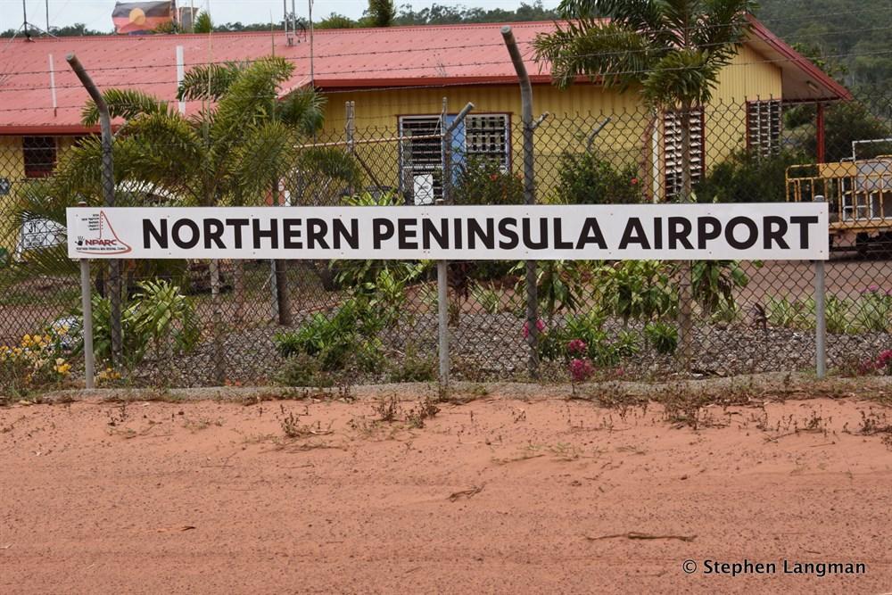 Northern Peninsula Airport Terminal Building QLD