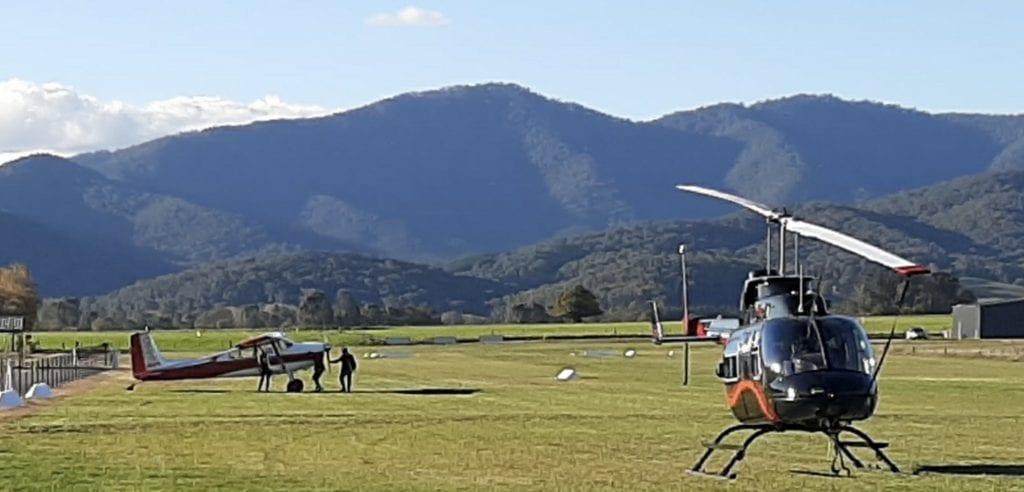 Porepunkah Airstrip Victoria Country Airstrips Australia