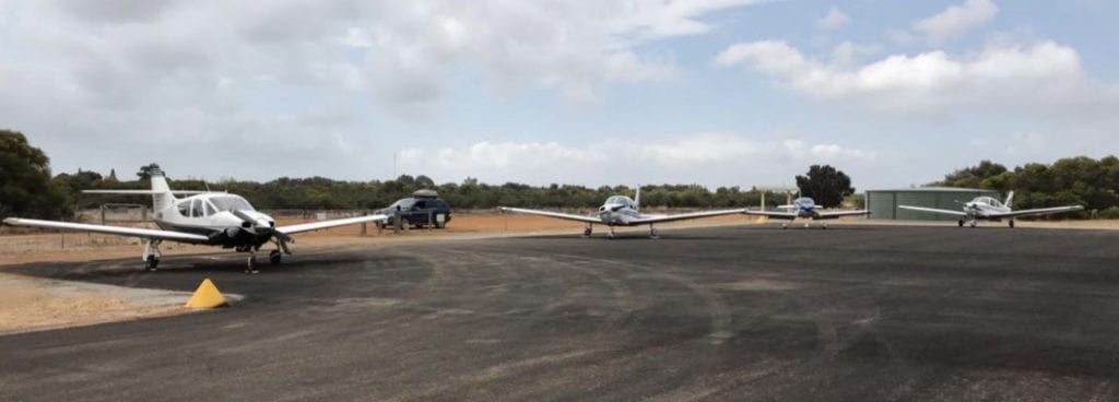 Jurien Bay Airstrip WA Country Airstrips Australia