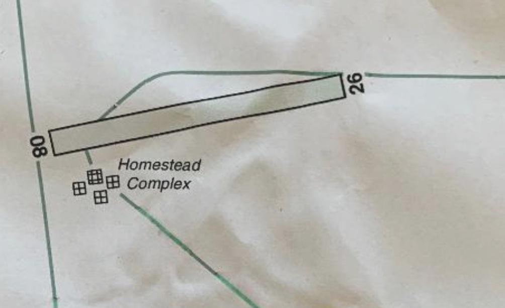 Nalbarra Station Runway Information WA
